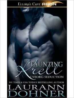 Taunting Krell (Cyborg Seduction Series #7)