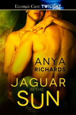 Jaguar in the Sun