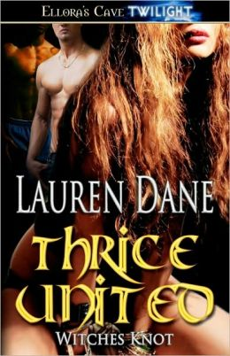 Thrice United (Witches Knot Series #4)