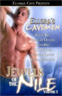 Ellora's Cavemen Jewels of the Nile, Volume I