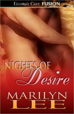 Nights of Desire (Long Line of Love Series #1)