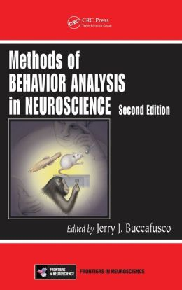 Methods of Behavioral Analysis in Neuroscience