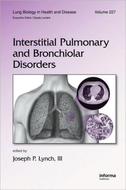 Interstitial Pulmonary and Bronchiolar Disorders