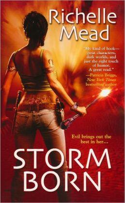 Storm Born (Dark Swan Series #1)