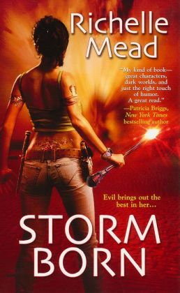 Storm Born (Dark Swan Series #1)