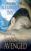 Book Cover Image. Title: Darkness Avenged, Author: Alexandra Ivy