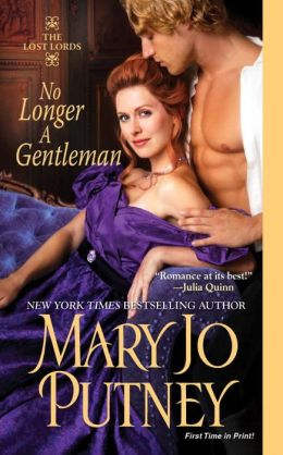No Longer a Gentleman (Lost Lords Series #4)