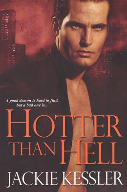 Hotter Than Hell (Hell on Earth Series #3)