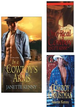In a Cowboy's Arms Bundle with One Real Cowboy & A Cowboy Christmas