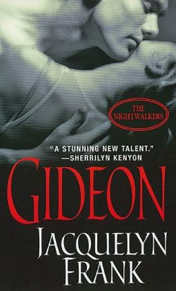 Gideon (Nightwalkers Series #2)