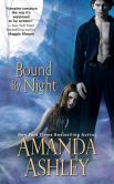 Book Cover Image. Title: Bound by Night, Author: Amanda Ashley