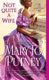 Book Cover Image. Title: Not Quite a Wife, Author: Mary Jo Putney