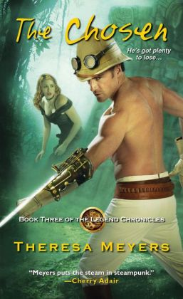 The Chosen (Legend Chronicles #3)