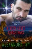 Book Cover Image. Title: A Very Levet Christmas, Author: Alexandra Ivy