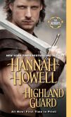 Book Cover Image. Title: Highland Guard, Author: Hannah Howell