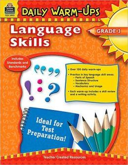 Daily Warm-Ups Language: Grade 3