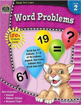 Word Problems: Grade 2