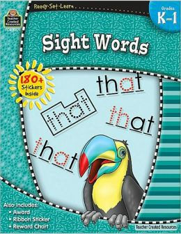 Sight Words (Grade K-1)