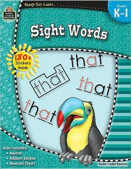Sight Words (Grade K-1)