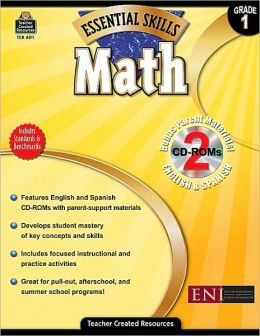 Essential Skills: Math (Grade 1)