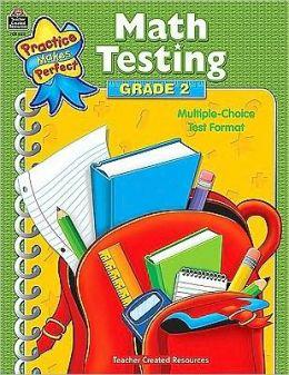 Math Testing Grd 2