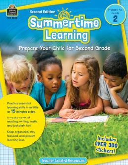 Summertime Learning: Grade 2