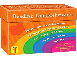 Fiction Reading Comprehension Cards Grade 1