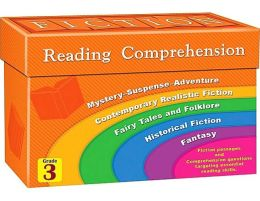 Fiction Reading Comprehension Cards Grade 3