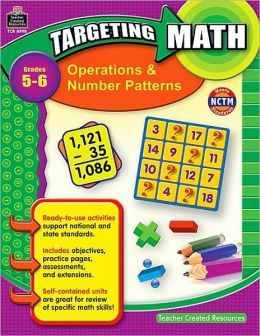 Targeting Math: Operations and Number Patterns