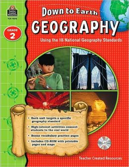 Down to Earth Geography (Grade 2)