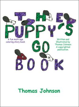 The Puppy's Go Book