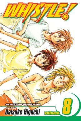 Whistle!, Volume 8