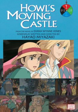 Howl's Moving Castle Film Comic, Volume 1