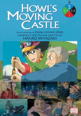 Howl's Moving Castle Film Comic, Volume 3