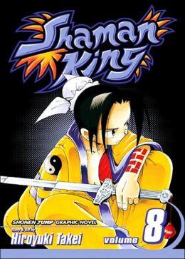 Shaman King, Volume 8
