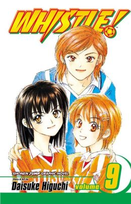Whistle!, Volume 9