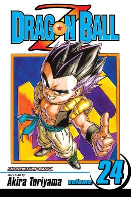 Dragon Ball Z, Volume 24