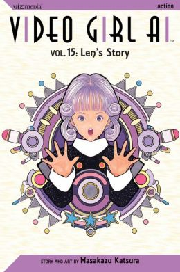 Video Girl Ai: Len's Story, Volume 15