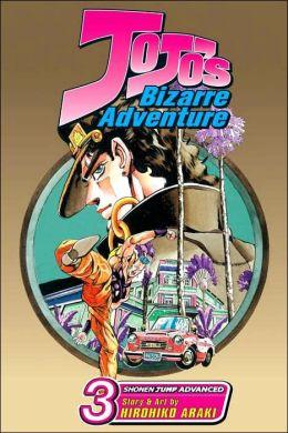 JoJo's Bizarre Adventure, Volume 3