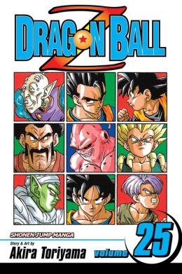 Dragon Ball Z, Volume 25