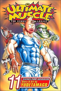 Ultimate Muscle, Volume 11