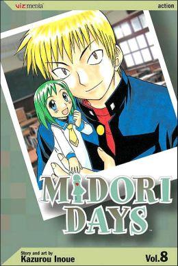 Midori Days, Vol. 8