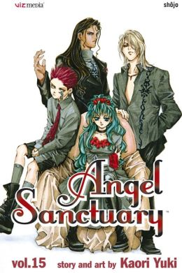Angel Sanctuary, Volume 15