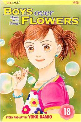 Boys Over Flowers, Volume 18: Hana Yori Dango