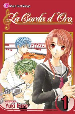 La Corda d' Oro, Volume 1