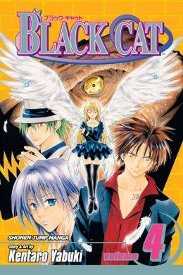 Black Cat, Volume 4