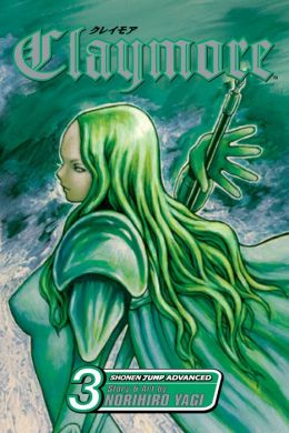 Claymore, Volume 3