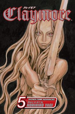 Claymore, Volume 5