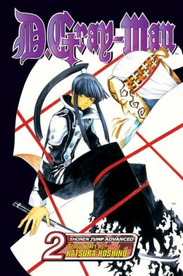 D. Gray-Man, Volume 2