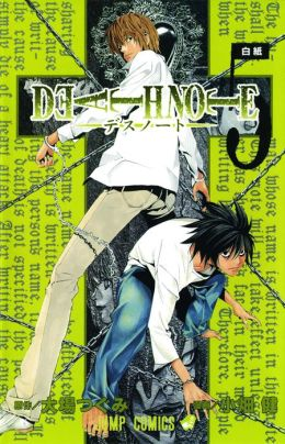 Death Note, Volume 5: Whiteout